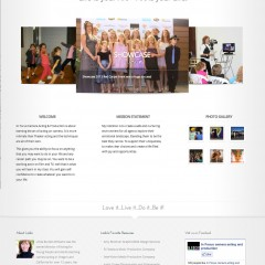 IN FOCUS ACTING & PRODUCTION website